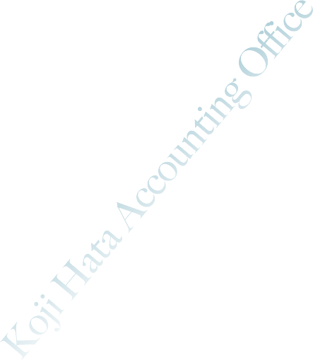 Koji Hata Accounting Office